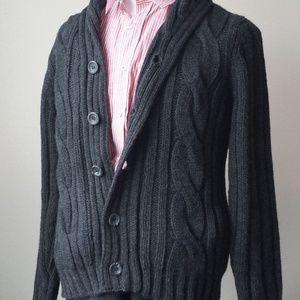 Other - Men's Italian Wool Cardigan